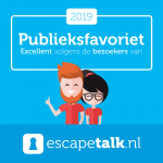 publieksfavoriet escape room project escape